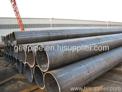 LSAW Steel Pipe thickness steel pipe