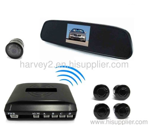 Car Video Parking sensor