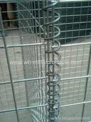 Blast Wall welded mesh gabion series