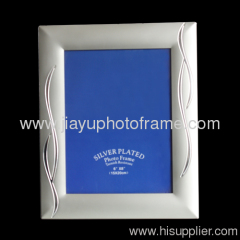 Flat Mirror Photo Frame 10 x 15cm (4 x 6'')