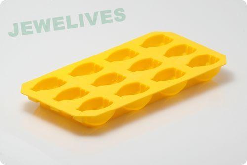 silicone ice tube tray