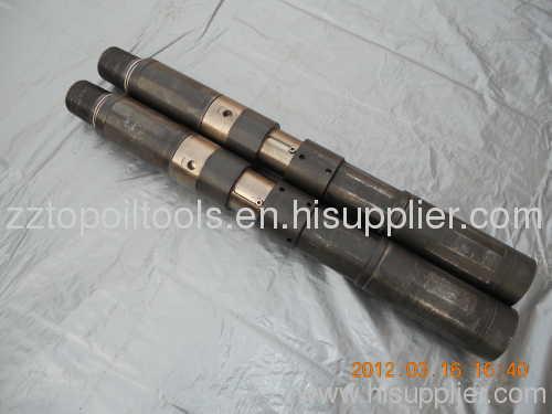 Sleeve type drain valve