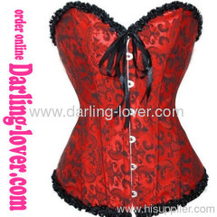 Wholesale Red Sexy New Style Corset