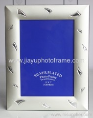 Matt Silver Wall Photo Frames