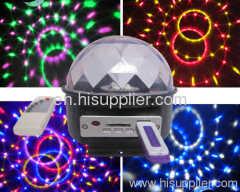 small led new disco magic ball light