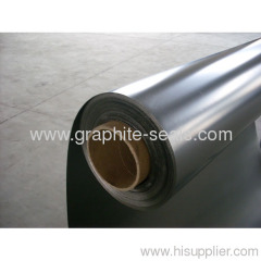 95% carbon content Graphite sheet Foil Paper Roll