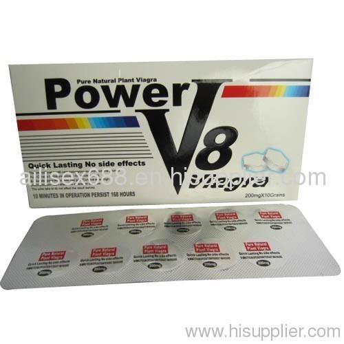 Power V8 Viagra sex tablets