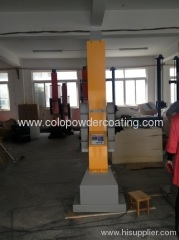 automtic powder coating equipment