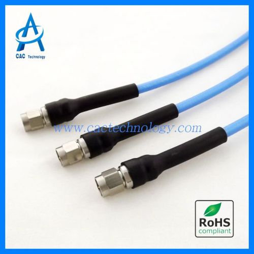 Flexible Rf Cable Assembly : Ghz rf testing cable assembly vswr flexible l s