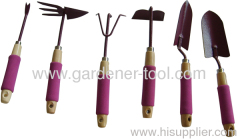 The best popular garden handle tools set