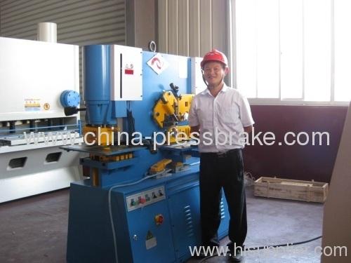workers punching machine s