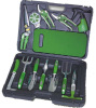 13pcs garden tools set with carrying case