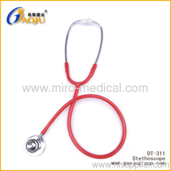 Double head anodized aluminum head adult Specialized stethoscope