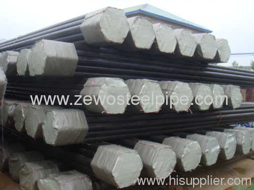 cold drawn ASTM A106/A53 Gr.B Seamless steel pipe/tube