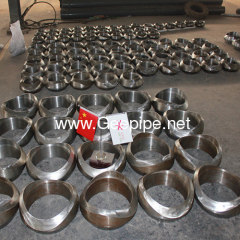 China bw forged pipe fitting