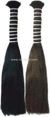 human hair bulk/ hair extension/remy hair