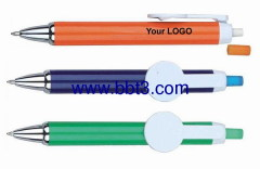 erasable promotional ball pen