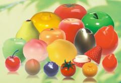 Fruit shape package 10g 30g 90g