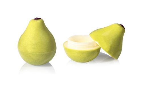 Bergamot pear shape 30g jar cosmtic PP cream jar