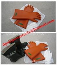 Rubber gloves 35KV,rubber gloves 20KV,rubber gloves 12KV,