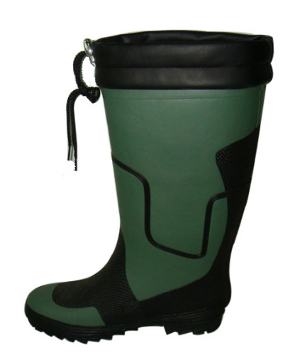 Men's fishing rubber boots