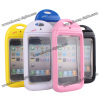 Aryca Waterproof Hard Plastic Case For iPhone 4S/4G/other Cell Phone