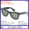 Fashion Plastic Wayfarer Sun Glasses