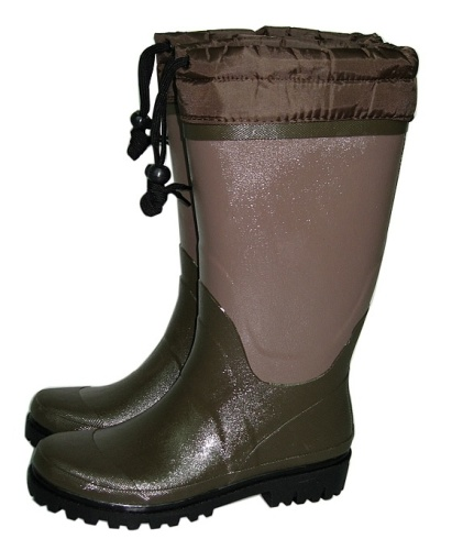 Male Working Boots With Neckband