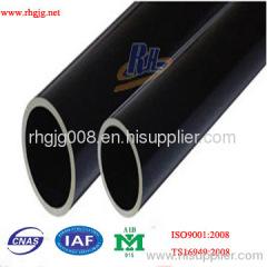 black phosphated steel tubing