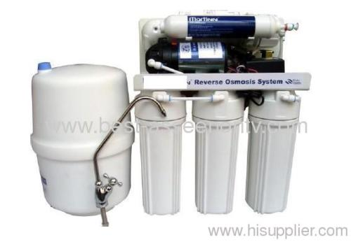 Residential RO System with pump /WATER FILTER/WATER PURIFIER