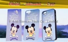 Sublimation Iphone 5 case