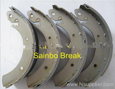 Brake Pad Brake Shoe auto part