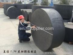 Isostatic graphite block from jixing