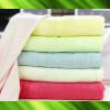 Bamboo bath towel set