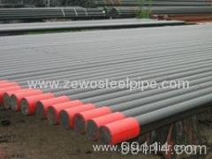 Astm A53 Seamless Pipe for gas and oil and water