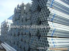 DIN2391 GALVANIZED STEEL PIPE