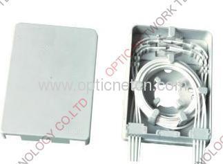 min. FTTH fiber termination box