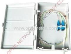 min.FTTH Optical Fiber Termination Box