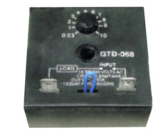 QD-068 Delay On Make Timer HVAC