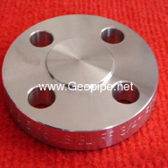 Stainless Steel blind flange SS316 SS304