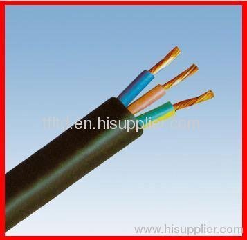 VDE approved power supply cable