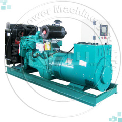Powered by cummins diesel generator 80kw