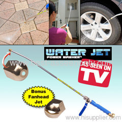 Water Jet Power Washer with 2 Tips Spary