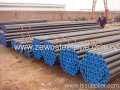 Gr B seamless steel pipe