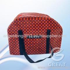 pp woven zipper bag