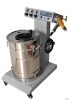 hopper feed manual colo-610 powder coating machine