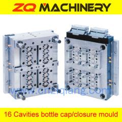 Plastic bottle cap mold maker