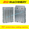 PET preform mould of injection molding