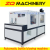 hand feeding drink bottle blowing molding machine