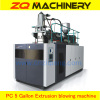 PC 3 gallon extrusion blow moulding machine,water barrel